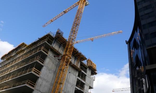 """Изтекло ли е разрешителното за строеж на небостъргача """"I Tower""""?"""