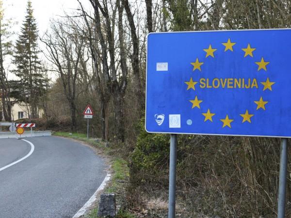 Словенските власти не са регистрирали през последните три денонощия нито