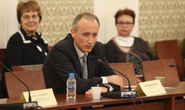Красимир Вълчев с поздрав за 24 май: Ще ни има и след премеждието