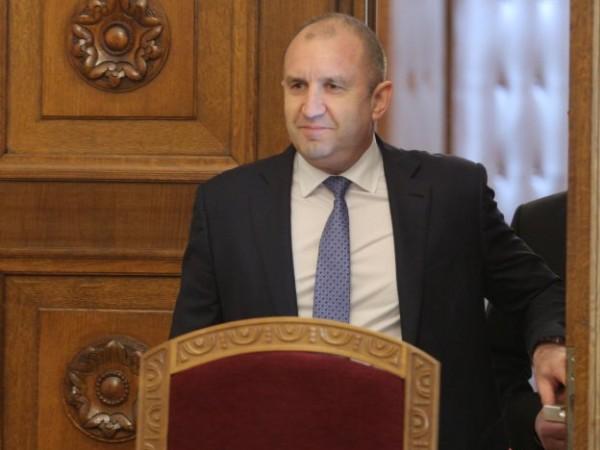 Държавният глава Румен Радев поздрави представителите на мюсюлманското вероизповедание в