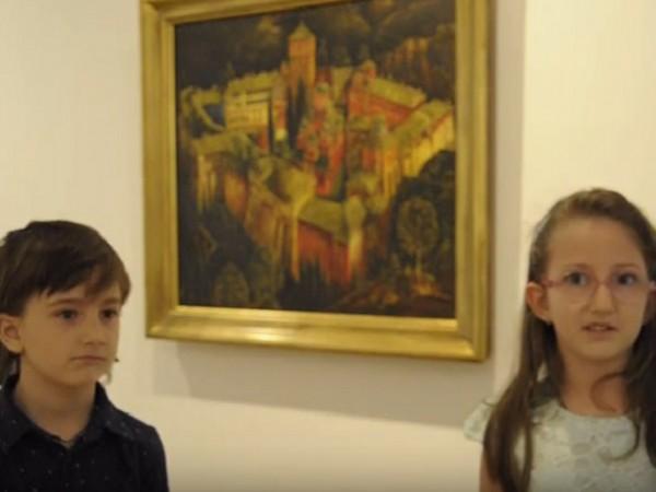 Националната галерия реши да поздрави всички българи по повод големия