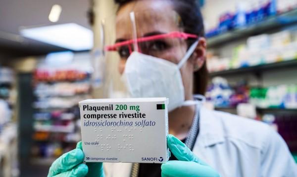 Хидроксихлорихинът убива пациентите с коронавирус