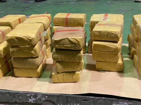 """Над 100 килограма хероин са задържани на ГКПП """"Капитан Андреево"""","""