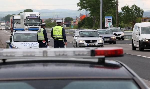 Засилен трафик към София, КАТ очаква да се приберат над 55 хиляди автомобила