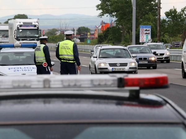 Столичната пътна полиция очаква днес в София да се приберат