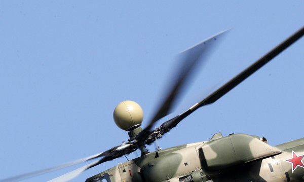 Четирима загинаха при разбиване на хеликоптер в Русия