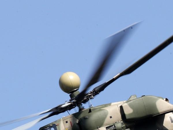 Четирима души загинаха при твърдо кацане на хеликоптер Ми-8 на