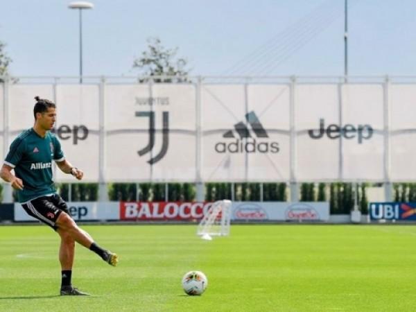 Голямата звезда на италианския хегемон Ювентус – Кристиано Роналдо, изуми