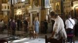 В църквите в Гърция се отбелязва Възкресение Христово