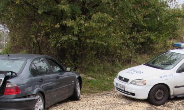 28-годишна удари колата си в дърво, трима са в болница