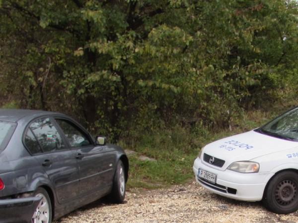 28-годишна удари колата си в дърво на пътя с. Мерданя