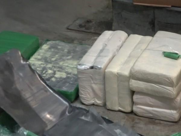 Столичната полиция залови 40 кг чист кокаин.Още по тематаРазбиха престъпна