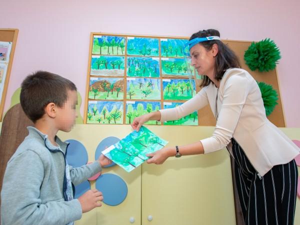 176 детски градини в София отвориха врати днес. 1076 групи,