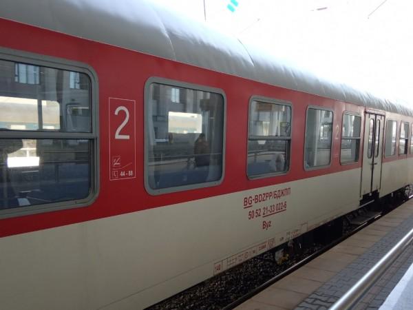 """Кампанията на БДЖ """"Чети във влака"""" набира все повече популярност."""