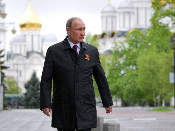 Президентът на Русия Владимир Путин съобщи, че парадът на Победата