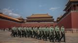 Китай засилва възможностите си за военна битка