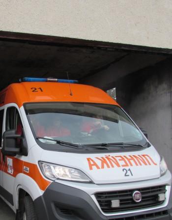 Спешна помощ беше филтър, не допусна да пламнат болниците