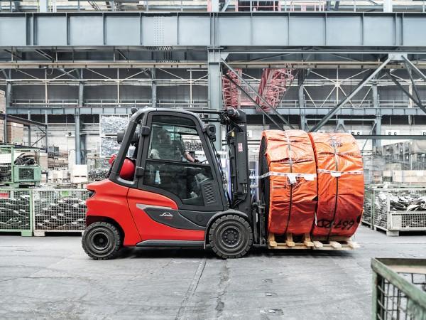 Висока производителност и висока икономичностLinde представи на пазара нов модел