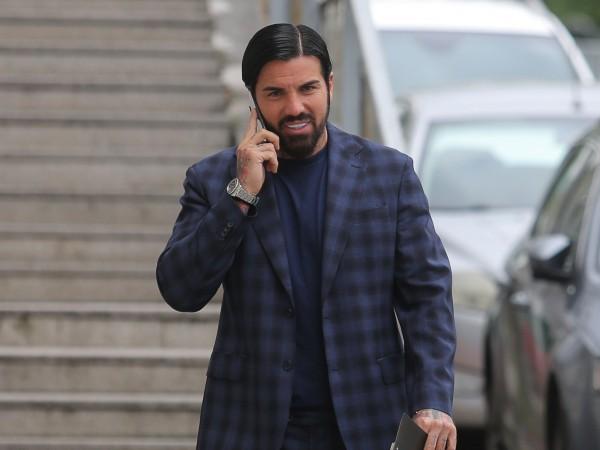 Бившият футболен национал Благой Георгиев официално представи старта на своята