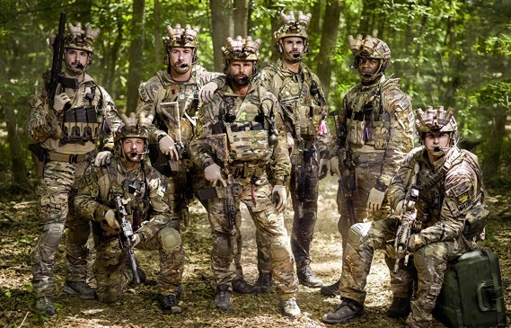 """Най-елитните американски военни отвътре – в сериала """"Морски тюлени: Шести отряд"""""""