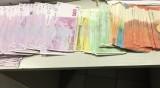 Хванаха трима с фалшиви евро банкноти в София