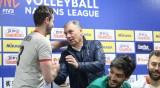 Силвано Пранди отново ще е треньор на волейболистите ни
