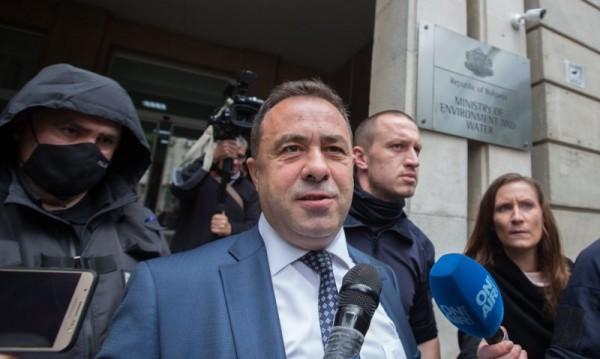 Красимир Живков и още пет други са задържани след акцията днес