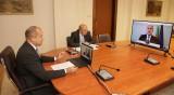 Справянето с кризата изисква засилено сътрудничество, зове Радев