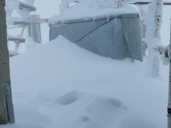 На Мусала температурата е минус 5 градуса, а снежната покривка