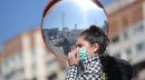 Ангел Кунчев: Носенето на маска на врата не помага