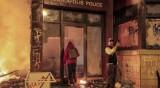 Запалени сгради, разбити магазини – протестът в Минесота прерасна в бунт
