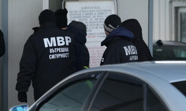 """Двама граничари са задържани при акция на """"Калотина"""""""