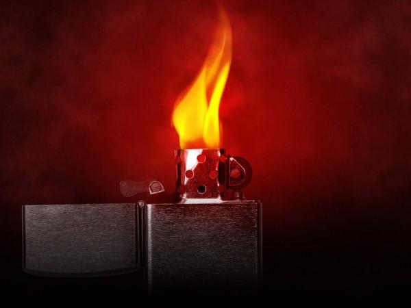 Трите деца, които бяха спасени при пожар в дома им
