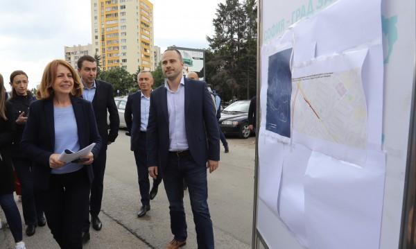 """Разширението на бул. """"Тодор Каблешков"""" стартира от 31 май"""