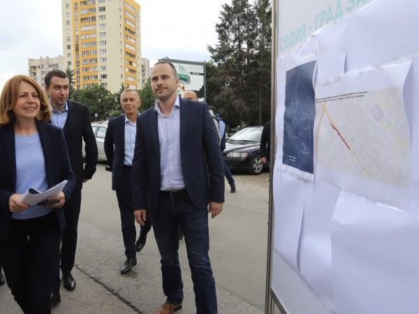 """От 31 май ще започне разширението на бул. """"Тодор Каблешков"""""""