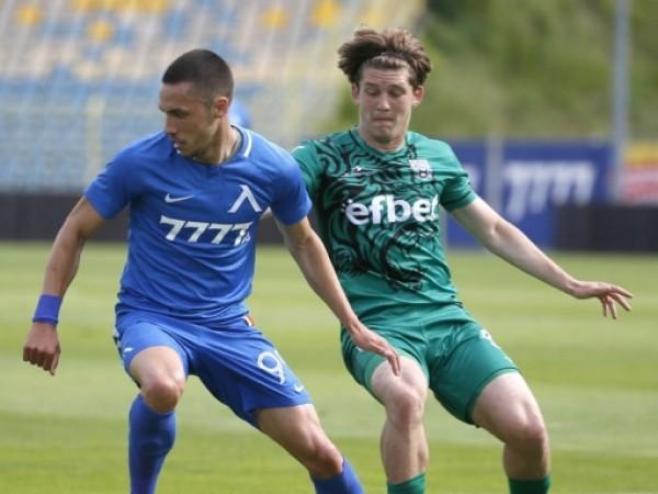 """Левски удари с 3:1 Витоша Бистрица в контрола на """"Герена""""."""