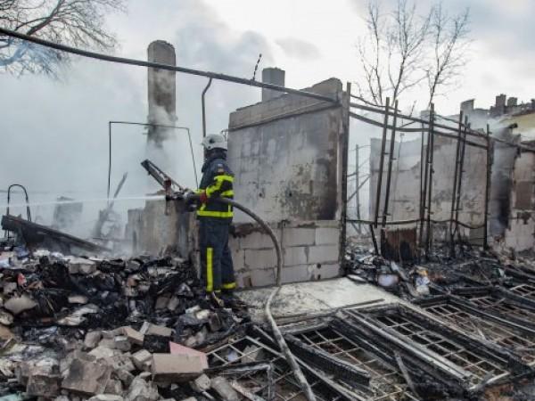Огромен пожар се разрази в с. Кърналово, предаде репортер на