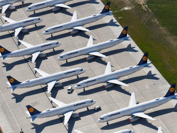 Преговарящите от германското правителство и авиокомпания Lufthansa са постигнали компромис