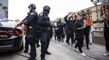 Стрелба по протестиращи в Детройт, един загина