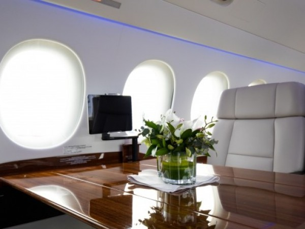 Компании за частни самолети регистрират ръст на търсенето от богати