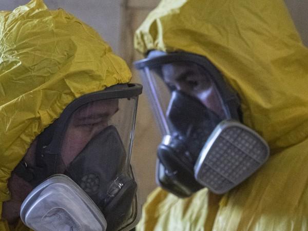 Броят на починалите хора, диагностицирани с коронавирус в Русия, се