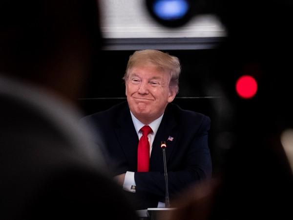 Доналд Тръмп е добър в това по време на криза