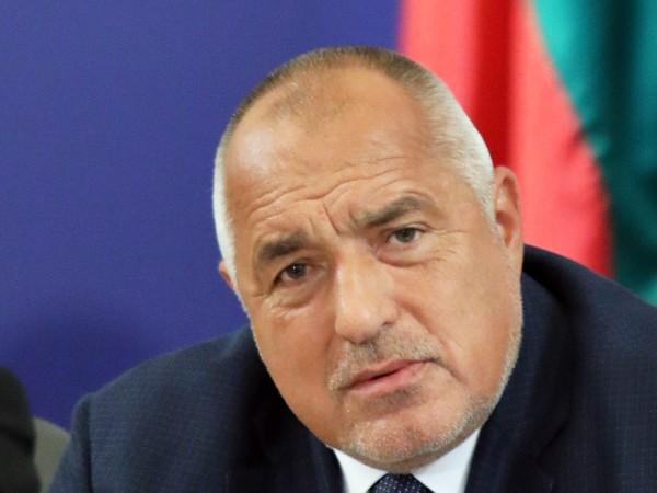 Премиерът Бойко Борисов днес лично проверява как върви изграждането на