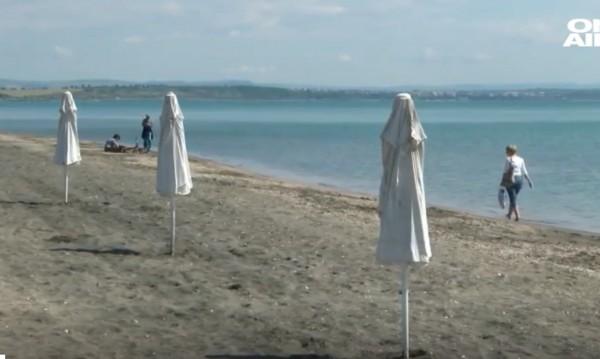 Сянката на плажа в Бургас ще е безплатна, чадърите - на 6 м разстояние
