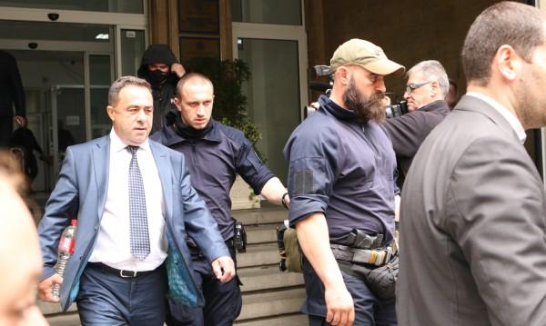 Зам.-министърът Красимир Живков остава в ареста
