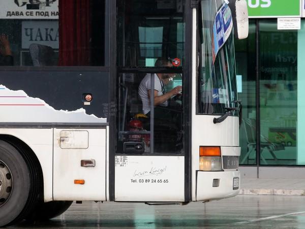 От днес се възстановяват международните автобусни превози до Гърция и