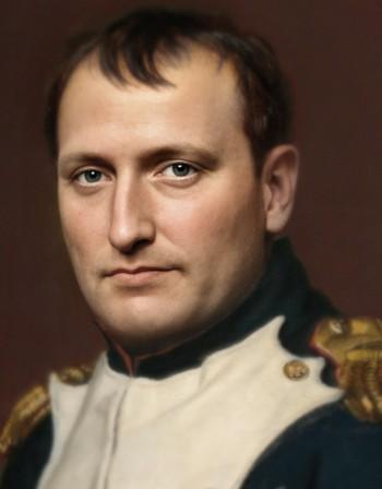 Фотограф пресъздаде лика на император Наполеон