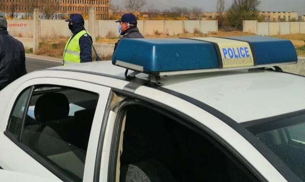 Задържаха побойник в Сливен за няколко часа