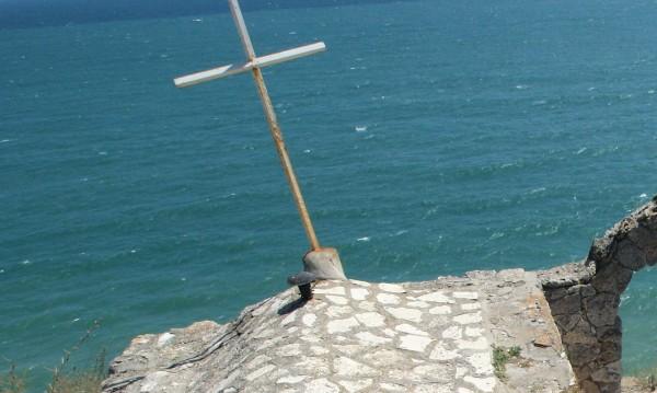 Млад мъж падна от скали над нос Калиакра