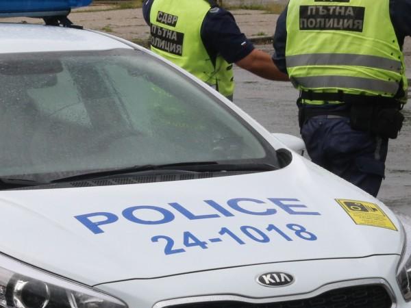 Водач с 3,20 промила алкохол в кръвта са установили пътни